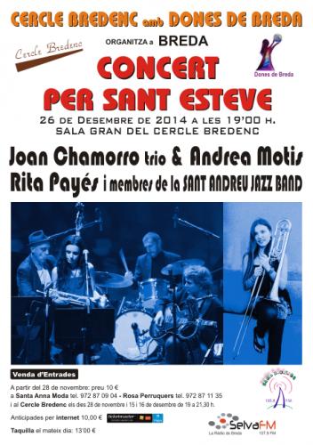 Concert St Esteve