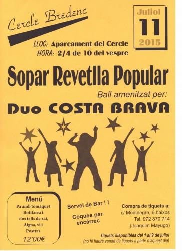 Revetlla Popular